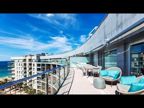 Stunning Penthouse with Spectacular Breathtaking Views in Palma de Mallorca, Spain