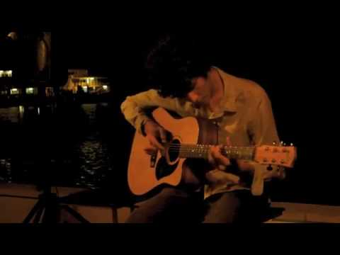 John Buttigieg playing Change of Heart Live at Songwriters on the Waterfront Cairns