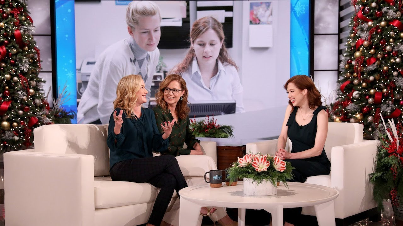 Would Jenna Fischer, Angela Kinsey, & Ellie Kemper Do a 'The Office' Reunion?