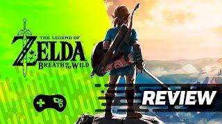 The Legend of Zelda: Breath of the Wild  - Review - TecMundo Games
