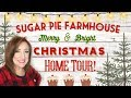Merry & Bright Christmas Home Tour 2018