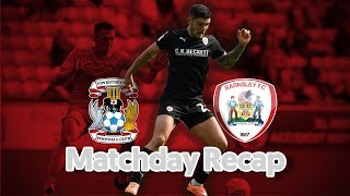 MATCHDAY RECAP: Coventry City (A)