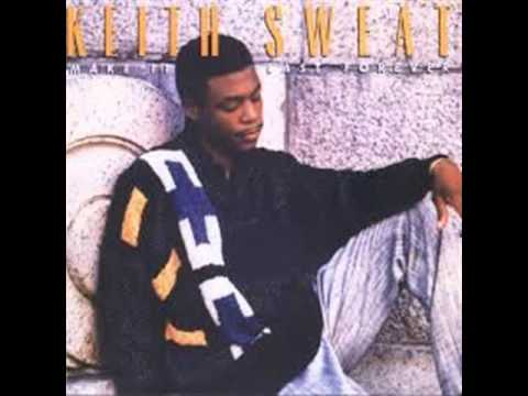 KEITH SWEAT 1ST ALBUM