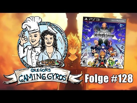 Kingdom Hearts 2.5 HD ReMIX ~ Roxas rockt die Bude (Gregors Gaming Gyros #128)