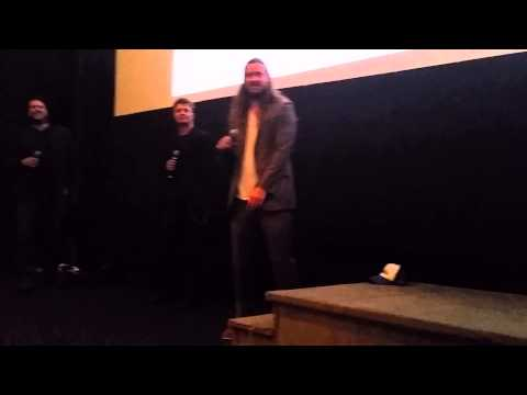 I. Origins Q&A with Mike Cahill and Michael Pitt in Philly