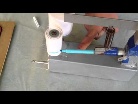 Primavera delle scienze 2012 classe 3 b il sismografo - Hacer ambientador casero con suavizante ...
