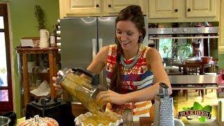 Shoshanna's Kitchen - Episode 133 - Gluten Free Casein Free Pumpkin Pie