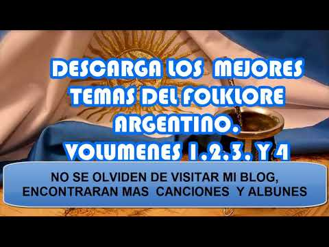 Cancionero Folklorico Argentino Download