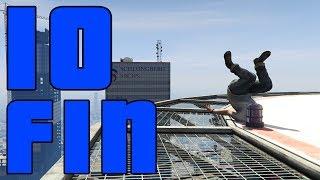 GTA SUPER Epic Fails 3 | CAIDAS EN LA CIUDAD | Capitulo 10 Fin