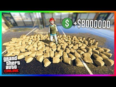 GTA 5 Online Money Glitch 2019 - CONSEGUIR TODO GRATIS!!