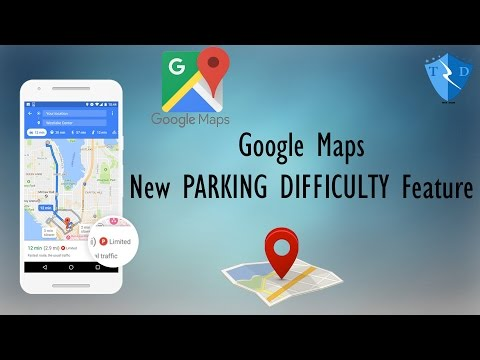 Google maps Parking difficulty Feature Review | New Update to find Parking Area