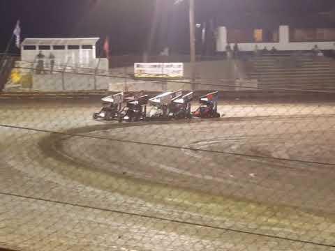 Lemoore Raceway Heat Race 10/28/17