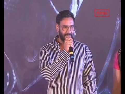 Ajay Devgn Launches 'Shivaay' Trailer...