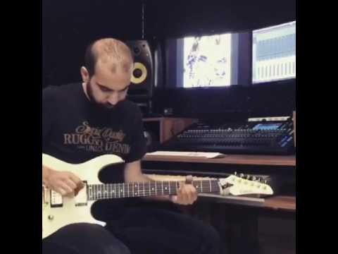 Gitar Dersleri solo çalışması