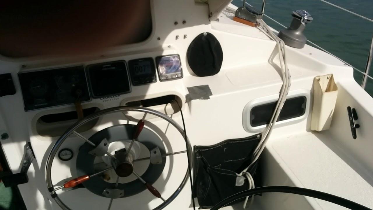 Electric Motors on a Gemini 105m Catamaran (Part 2)