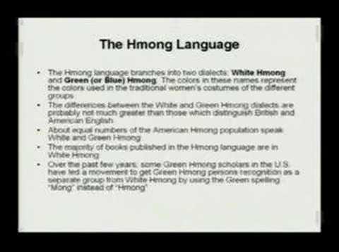 hmong writing
