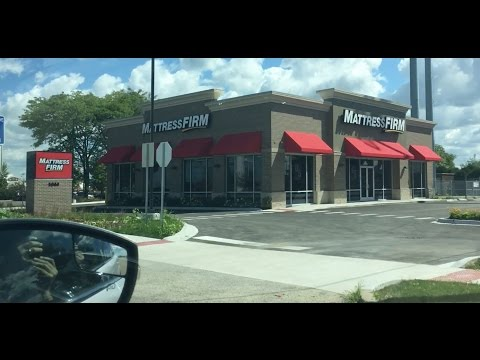 So Many Mattress Firm Stores