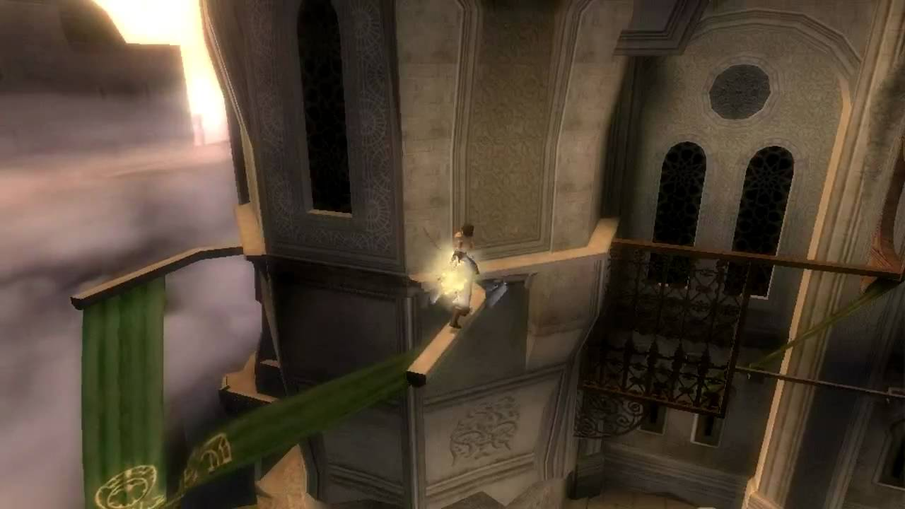 Prince Of Persia The Sands Of Time Hd 37 40 Climbing The Tower Of