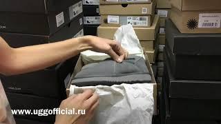 Обзор женских тапочек Ugg Slip-on Kenton Grey Новинки UGG 2018-2019