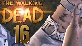 BITTE SAG, DASS DAS NICHT WAHR IST... - The Walking Dead - Part 16