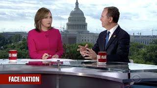 Rep. Schiff Discusses Subpoena Issued to DNI over Whistleblower Complaint on CBS Face the Nation