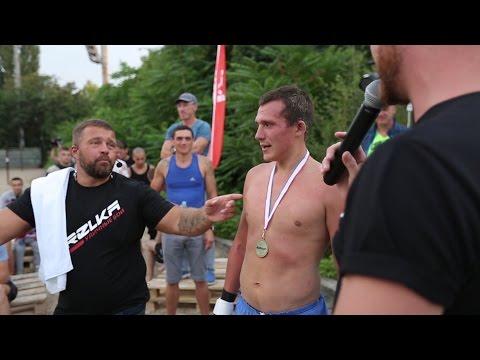 ПитБуль против Лисы, Крутой бой СТРЕЛКА в Симферополе, Крым