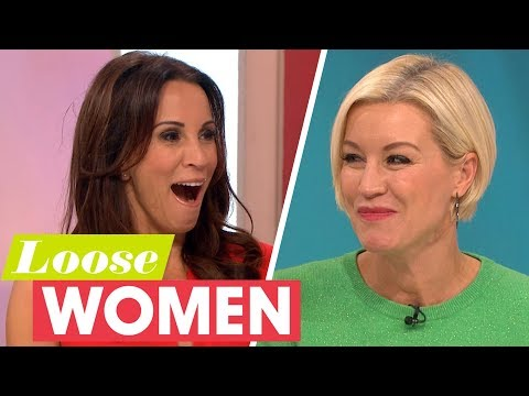 Denise van Outen Was Once Asked to Do Playboy  Loose Women