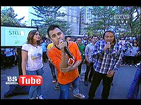 Pesbukers 02 Desember 2015 - Raffi Ahmad Feat Vicky Prasetyo 'Tinggalkan Saja'