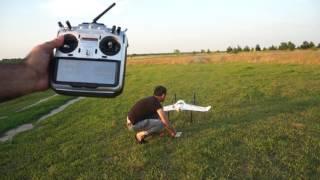 видео парашютная система бпла