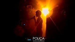 Poliça @La Gaîté Lyrique Paris January 30th 2014 - Lost and Foundation