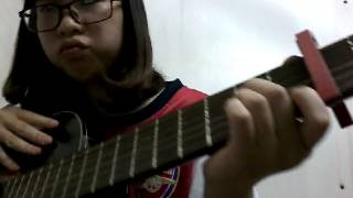Nỗi đau ngọt ngào - guitar [cover]