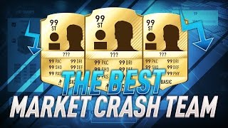 FIFA 17 THE BEST MARKET CRASH SQUAD BUILDER THAT CAN BEAT ANY TEAM in ULTIMATE TEAM