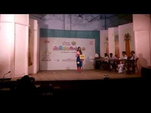 55th KERALA SCHOOL KALOLSAVAM (Lalithaganam HS Girls)