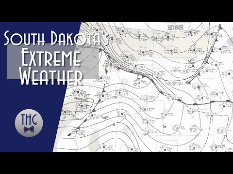 South Dakota's Record Breaking Weather