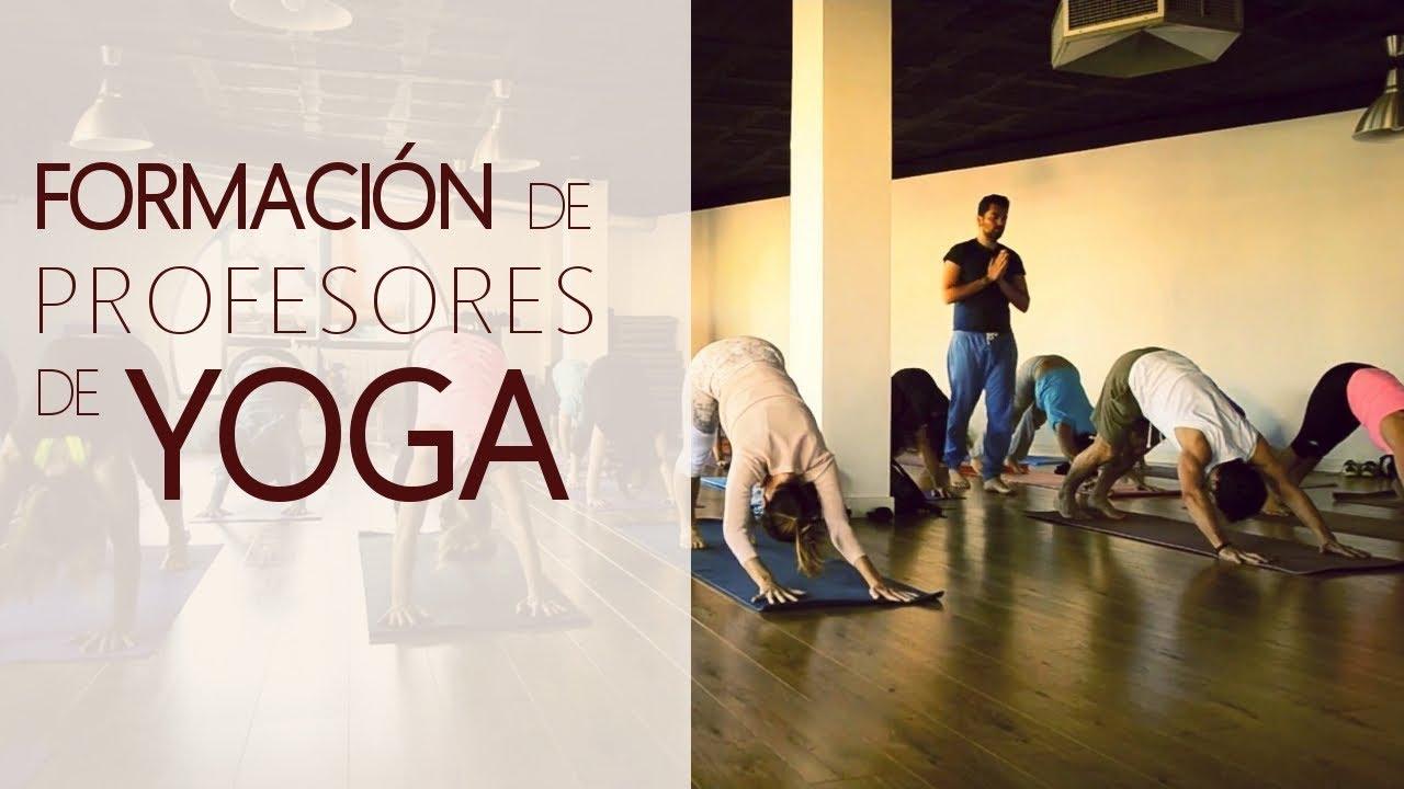 Formación de Profesores de Yoga