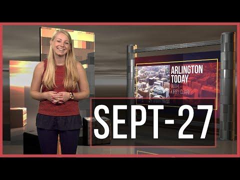 Arlington Today   Wednesday   September 27