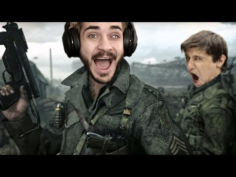 ΤΟ ΚΑΛΥΤΕΡΟ DUO! - Call of Duty WWII YouTube Gaming Live #1