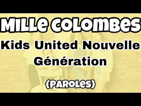 Kids United Nouvelle Génération - Mille colombes -