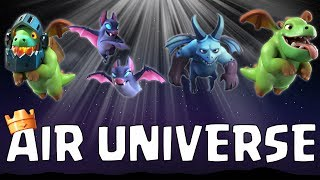 Who is the air universe?? || which is the best air troop ||