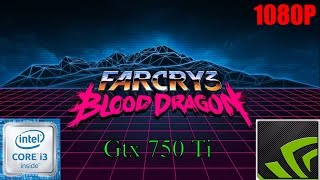 Far Cry 3 Blood Dragon-16gb ram-Gtx 750 ti-I3 6100