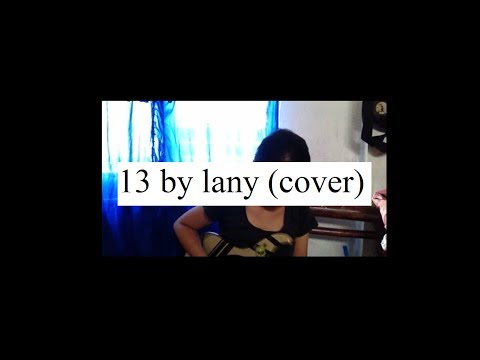 LANY - 13 (COVER)
