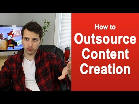 How to Outsource Content Creation (Article Writing) PT 5