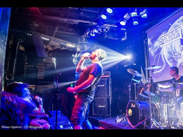 STARVE THE HYDRA-Live at Eightball Live Stage 11/10/2014 (Pro-shot, Full HD)