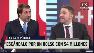 El Pase 2021 entre Eduardo Feinmann y Jonatan Viale - 10/03/2021