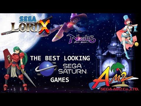 The Best Looking Sega Saturn Games