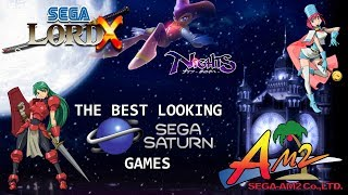 The Best Looking Sega Saturn Games