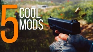 5 Cool Mods - Episode 9 - Fallout 4 Mods (PC/Xbox One)