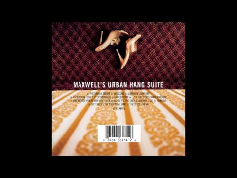 Maxwell - Maxwell's Urban Hang Suite (1996) Full Album