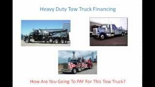 Heavy Duty Tow Trucks For Sale? Heavy Duty Wreckers - Financing Help For Used Towing Trucks