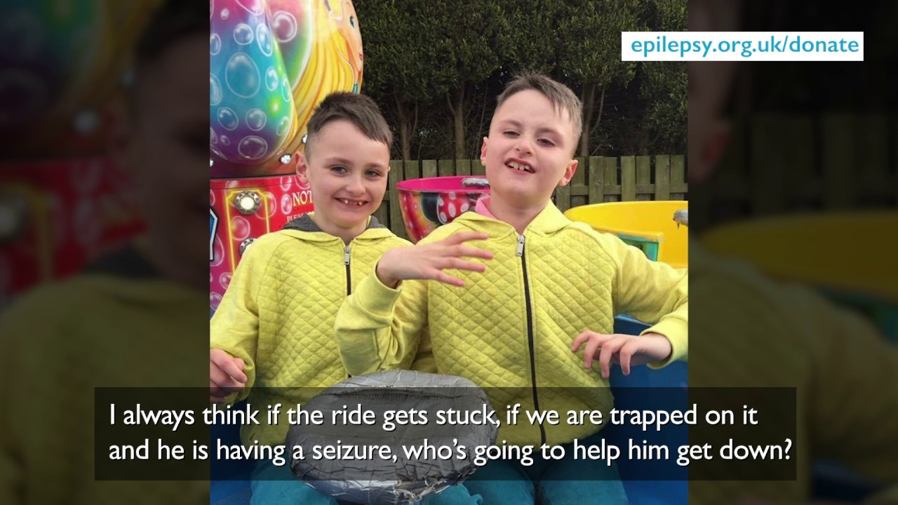 Michael and Paul talk about raising twin boys with severe epilepsy